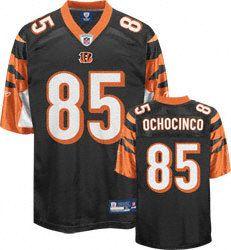 Chad Ochocinco Jersey: Reebok Black Replica #85 Cincinnati Bengals Jersey $24.99 http://stadiumshop.hibbett.com/Chad-Ochocinco-Jersey-Reebok-Black-Replica-85-Cincinnati-Bengals-Jersey-_1019828585_PD.html?social=pinterest_pfid62-01773