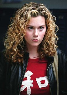 Peyton Sawyer Curly Layered Hairstyles