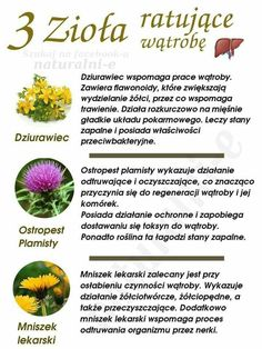 Ziola na watrobe Health Remedies, Home Remedies, Natural Remedies, Healthy Tips, Healthy Eating, Healthy Recipes, Best Cookbooks, Naturopathy, Nutrition Tips
