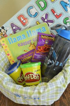 Looking for easter basket ideas for teen and tween girls heres everythings hunky dorey easter basket for toddler boys easter basket ideas easter basket negle