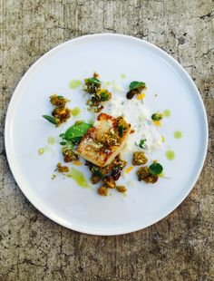 SNAPPER, CAULIFLOWER COUS COUS - The ChefsTalk Project