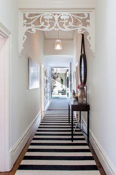 Creative Extension to Classic Edwardian Villa: Malvern East Residence in Australia - http://freshome.com/creative-extension-to-classic-edwardian-villa-malvern-east-residence/