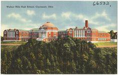 Walnut Hills High School, Cincinnati, Ohio - Frederick Garber, Architect