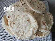 Tavada Balon Ekmekler – Nefis Yemek Tarifleri