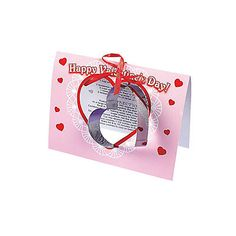Valentine Recipe Cards w/Cookie Cutters - 12 Pk Party Supplies Canada - Open A Party Cute Valentines Card, Friends Valentines Day, Valentines Day Messages, Valentines Food, Valentine Cookies, Valentine Special, Heart Cookie Cutter, Heart Shaped Cookies, Heart Cookies