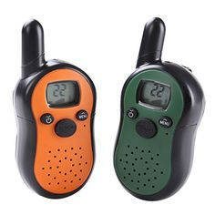Kids' Walkie Talkies - Cheerwing Walkie Talkies 3 Mile Range 22 Channel FRSGMRS UHF Portable Two Way Radio Toy for Kids Mixed Colors >>> Read more at the image link.