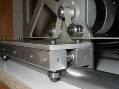 » Blog Archive » Some details of belt driven CNC routers