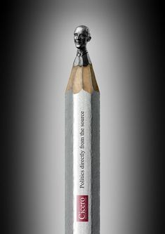 pencil carving sculptures.....Ermagerd Barrack Obama...well at least I think it is.
