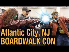 The Atlantic City Boardwalk Con 2015 Cosplay - Sci-Fi Convention #DoACBC - YouTube
