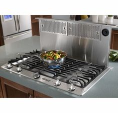 dacor downdraft epicure renaissance stainless steel system vent raised appliance