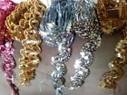 Sequin Trim in Various Colors and Lengths - Colors, Lengths, Sequin, trim, various