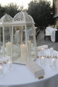 lanterns @ wedding . . .  this will be what I do one day :)