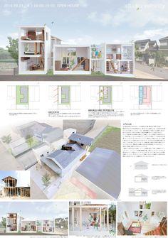 大門の家 オープンハウス