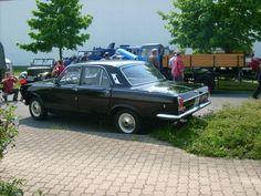 Wolga M24 beim Oldtimertreffen in Hartmannsdorf