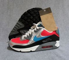 innovative design 64136 715db Nike Air Max 90 WMNS – Hyper Red   Neo Turquoise