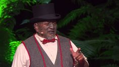 Mana: The power in knowing who you are | Tame Iti | TEDxAuckland. (WOW a talk from a man of men, grab a few tissues and watch.)