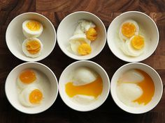 Sous-Vide Style Soft Poached and Soft Boiled Eggs - A How To & Recipes - Serious Eats