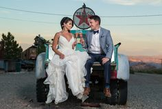Nelson Ghost Town Weddings | Las Vegas Luv Bug Weddings