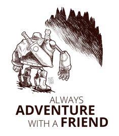 #adventure #friend #friends #cat #robot #sword #cave #dark #ink #black #smoke #discover #explore #rain_ant #illustration #art #drawing #digital Ant Art, Dark Ink, Black Smoke, Sword, Cave, Robot, Illustration Art, Fantasy, Explore