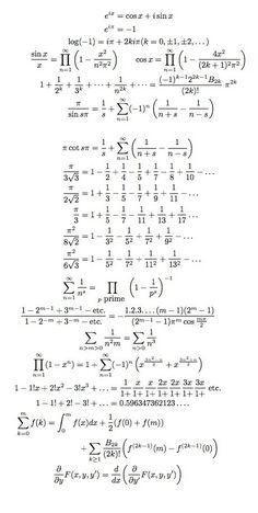 Euler is easily the most prolific mathematician of all time. The range and volume of his output is simply staggering. He published over 850 papers, almost all of substantial length, and more than 25 books and treatises. In 1907 the Swiss Academy of Sciences established the Euler Commission with t...