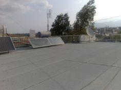 μεμβρανες ασφαλτικες μετα απο 10ετη (καλη λειτουργια) Roof Insulation, Sidewalk, Plants, Side Walkway, Walkway, Plant, Walkways, Planets, Pavement
