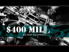 CONSTITUTIONAL ATTORNEY ADDRESSES MILITARIZATION OF POLICE; AMERICANS WA...