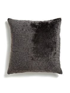 Shearling Throw Pillow by Stone & Aster at Gilt