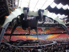 U2 360 tour July 20th 2009 Arena Amsterdam
