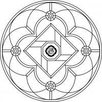 Mandala para la Pasión