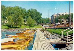 Vaasa - Finland Love Design, Homeland, Back Home, Denmark, Places To See, Norway, Sweden, Countryside, Roots