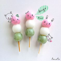 dango time