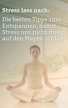 Mit diesen Tipps hat Stress keine Chance: www.gofeminin.de/...
