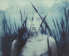 Film Photo By: Briana Morrison  Go ahead and disappear Polaroid Spectra, Expired…