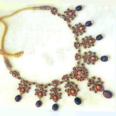 Gold Lotus Necklace | Lotus Enamel Necklace