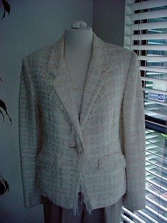#1500 Notched Lapel Jacket