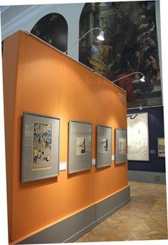 'Marigold' - Little Greene paint. Little Greene Paint Company, Orange Painting, Frame It, Marigold, Color Inspiration, Stairs, Saint Petersburg, Colour, Sunroom
