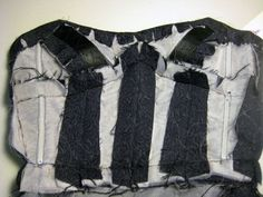 Create Gentle Inner Support with Horsehair - Threads