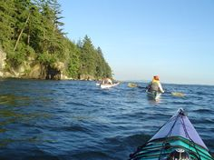 Bellingham is a town of outdoor enthusiasts: kayakers, hikers, cyclists, boaters, boarders & more!