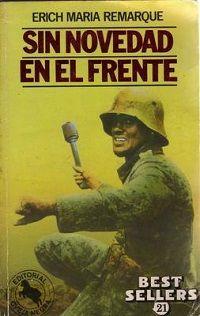Sin Novedad En El Frente - Erich Maria Remarque [Español] [Voz Humana] [AAC]