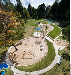 mount-royal-salamander-cardinal-hardy-playground-12 « Landscape Architecture Works | Landezine