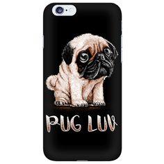 Pug Luv iPhone Case