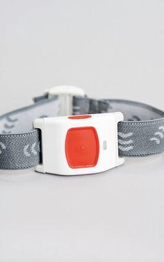 Hausnotruf Handsender tragbar als Armband - GenoVital