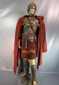 Crassus Military Segmentata Soldier Ensemble