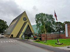 The Norwegian Maritime Museum,Oslo,Norway