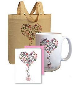 Mothers Day Package: Mom Bag - philosophies. If your not able to see your Mom for Mother's Day send her a package that let's her know you care and appreciate her! www.shopsophies.com