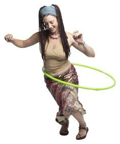 How to Be Good at Hula Hooping
