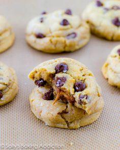Chewy Chocolate Chunk Cookies. - Sallys Baking Addiction