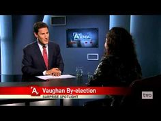 Kim Champion: Vaughan By-election - The Agenda with Steve Paikin