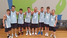 SLAMSTYLE IS PROUD TO HAVE BEEN SUPPLIERS FOR THE BASKETBALL TEAM FROM NSW IN THE SPECIAL OLYMPICS