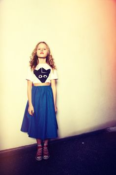 Be My Valentine! Be My Valentine! RAWR Magazine - skirt Bobo Choses